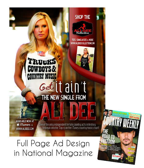 Country Weekly Ad