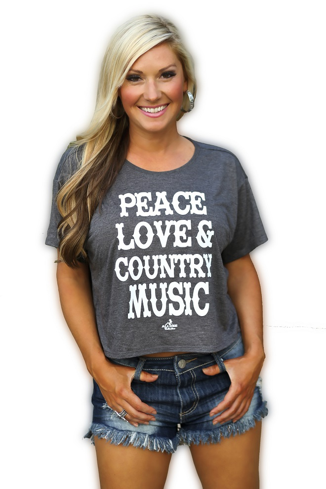 Peace, Love & Country Music