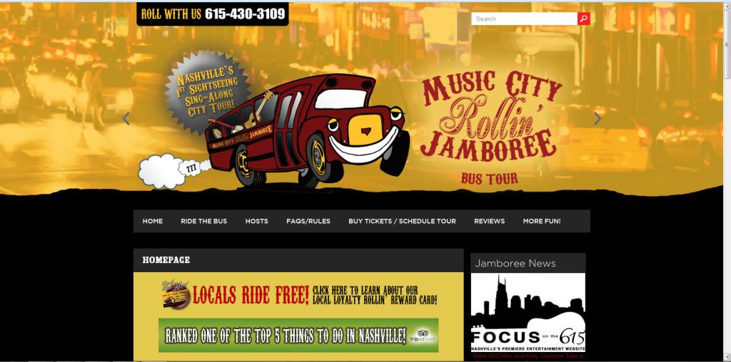 MusicCityRollinJamboree.com
