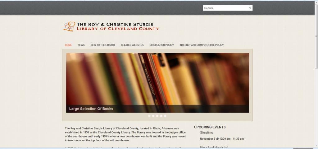 ClevelandCountyLibrary.com