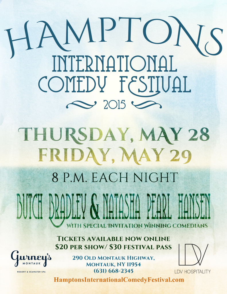 Hamptons International Comedy Festival