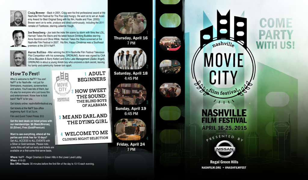 NFF Cover Ad for Nashville Scene