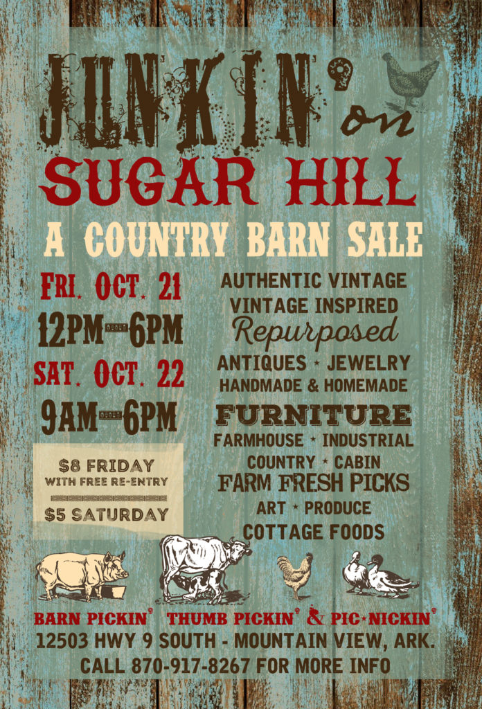 Junkin' on Sugar Hill