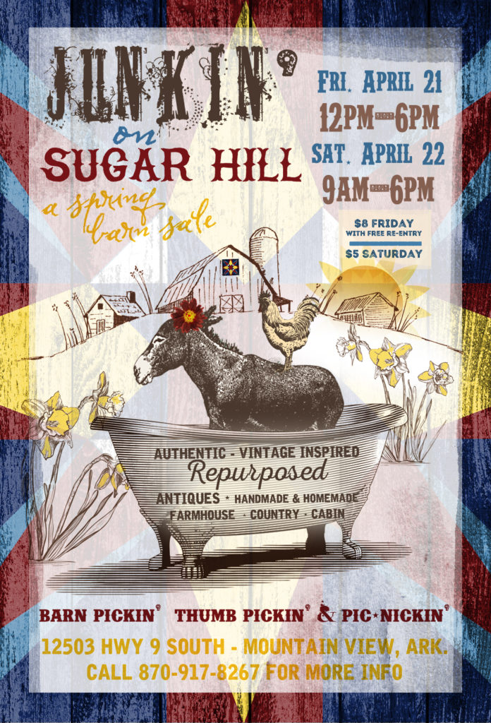 Junkin' on Sugar Hill (Spring 2017)
