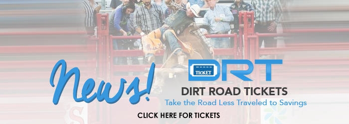 Dirt Road Tickets