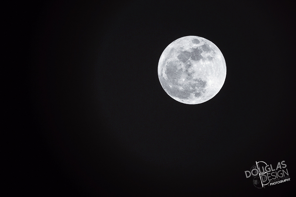 New Year's Supermoon