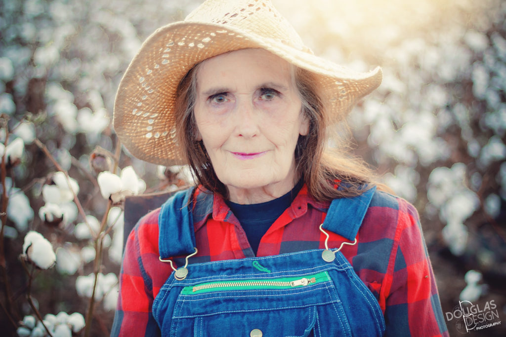 Cotton-Pickin' Grandma