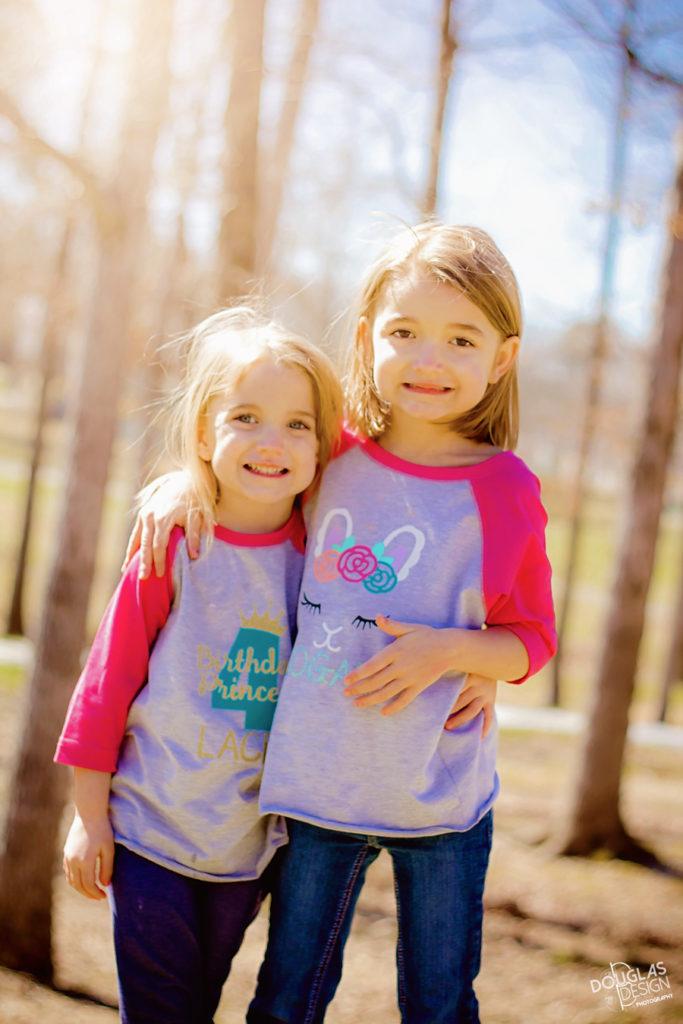 Llama Logan & Princess Lacey